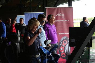 Adams UK Golf Media launch