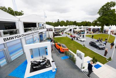BMW PGA Championship Village