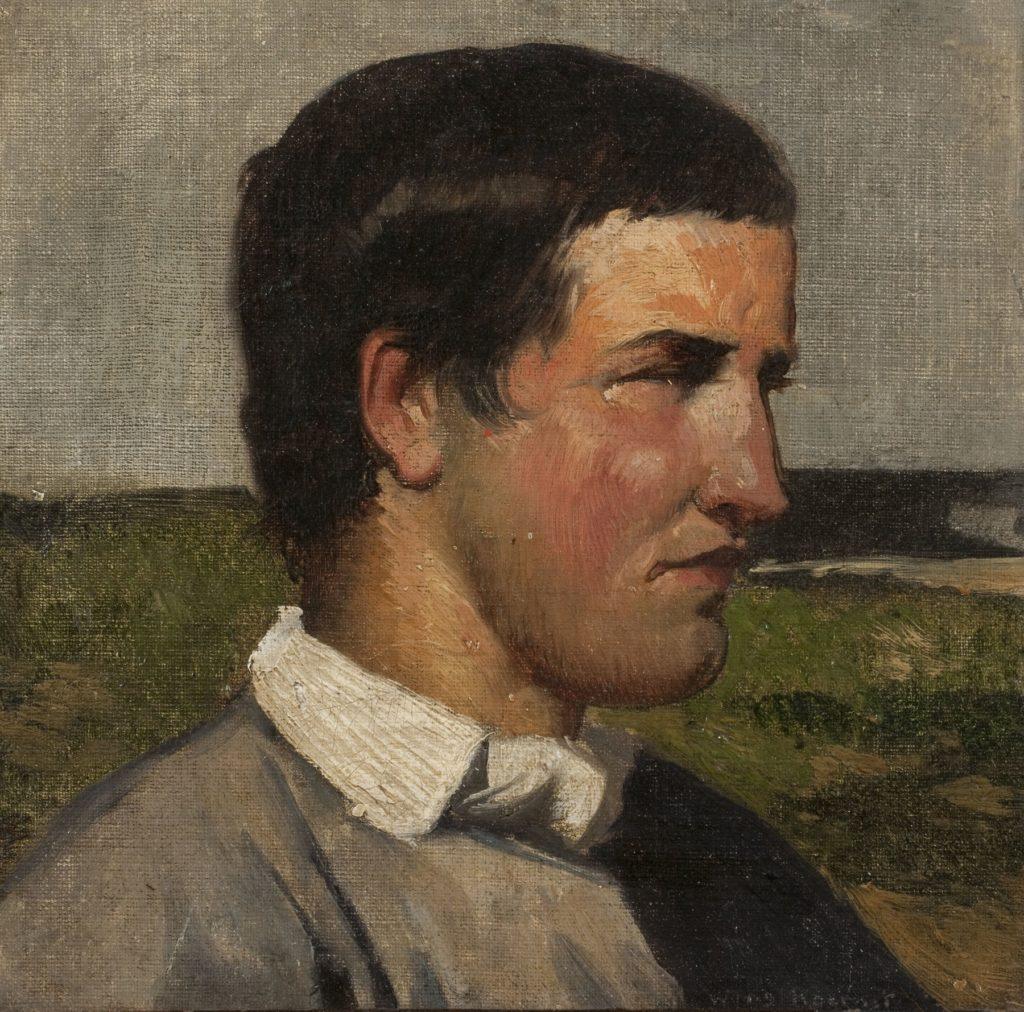 Walter Hagen by William Henry Dethlef Koerner, estimated at £2,000-3,000