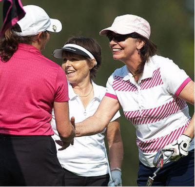 England Golf targets women