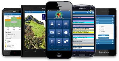 Hazel Grove's Eagle App