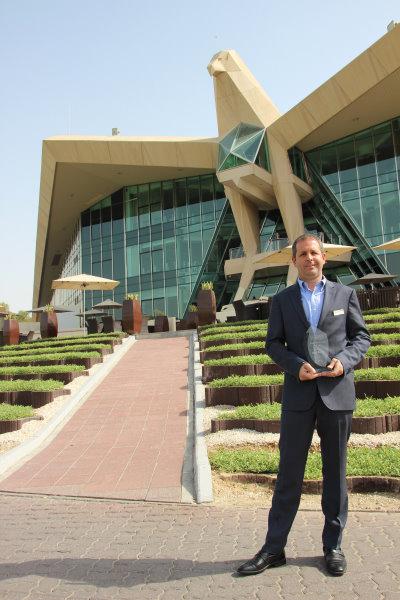 Paul Booth Director of Club Operations at Abu Dhabi Golf Club