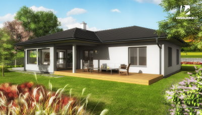 The new eco-friendly homes at Modry Las