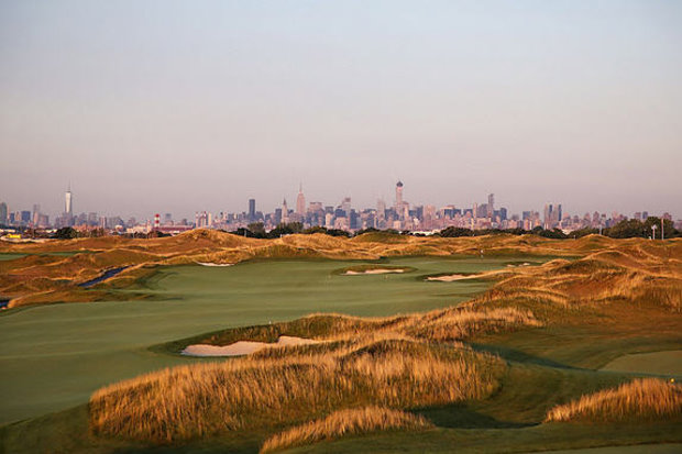 Trump Golf Links at Ferry Point (source Nicklaus.com)