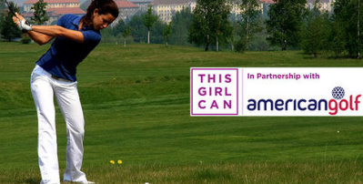 american golf this girl can