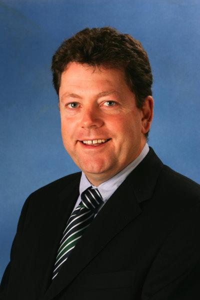 Peter Adams, Championship Director for the Aberdeen Asset Management Scottish Open