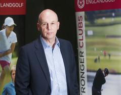 David Joy, CEO of England Golf