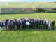 EIGCA members at the 2015 Annual Meeting with the North Berwick links in the background