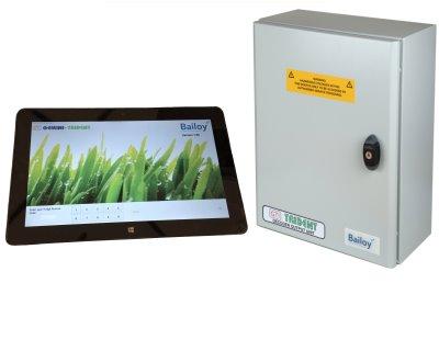 Bailoy's GTI EC Lite tablet and decoder output unit