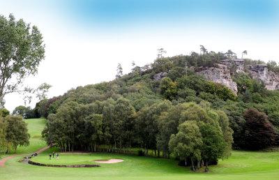 Hawkstone Park Hotel golf course