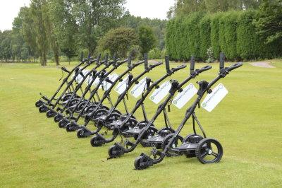 PowerBug Rental Fleet