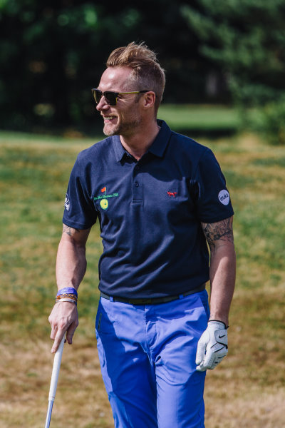 Ronan Keating at Mini Masters 2015, a golf tournament hosted by Dougray Scott in aid of Leuka