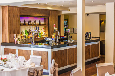 Abbey Hill's new function room