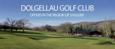 Dolgellau Golf Club sale