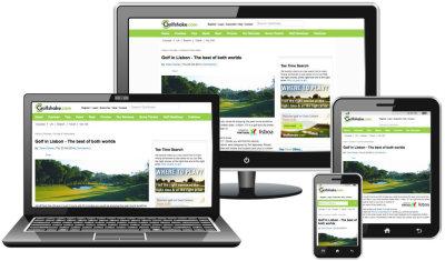 Golfshake responsive update