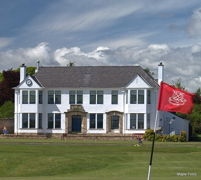 Gullane's new-look Members' Clubhouse