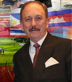 James Prusa, the executive in charge