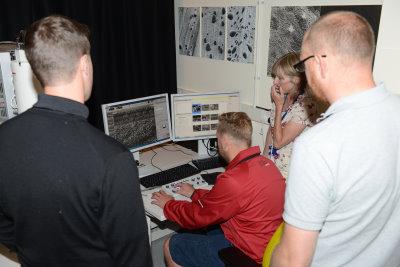 Microscopy demo