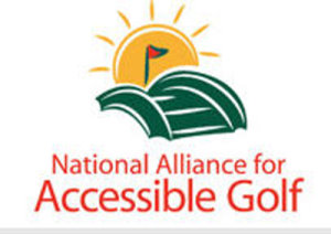 National Alliance for Accessible Golf logo