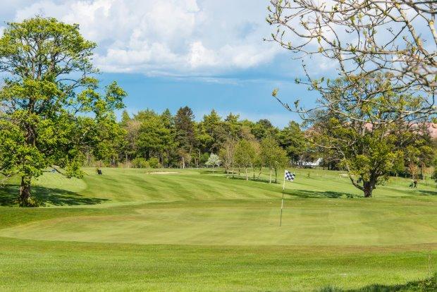 Oatridge Golf Course