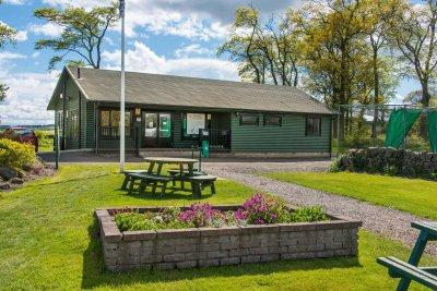 Oatridge Golf Course Clubhouse
