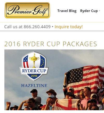 Premier Golf Ryder Cup