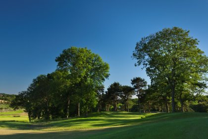 The 14th hole at the new Ramside Cathedral Course  (photo Mark Alexander)