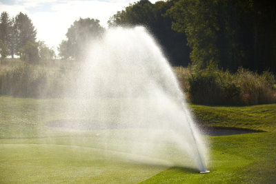 Summer irrigation
