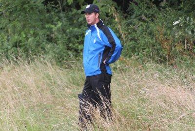 This year's TGI Golf skipper Carl Bianco