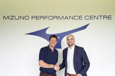 Tony Scott (left) and Darren Phillips