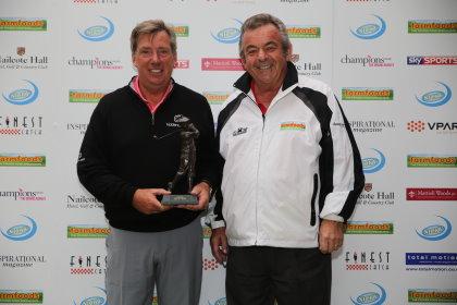 Barry Lane and Tony Jacklin