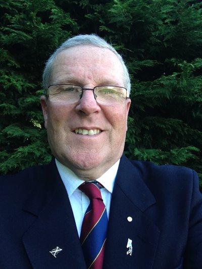 Iain Macleod, BIGGA President Elect