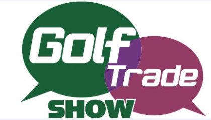 The brand new Golf Trade Show logo