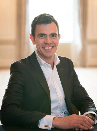 Sandy Robson, Account Director for Sodexo Prestige