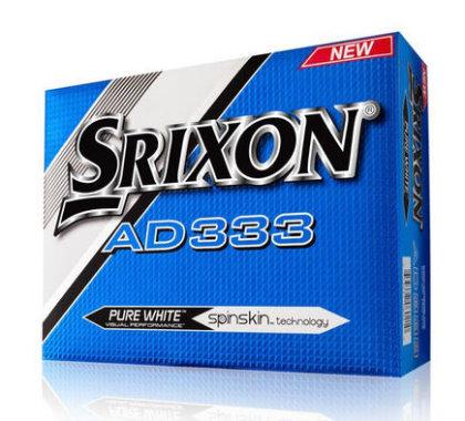 Srixon AD333 pack shot