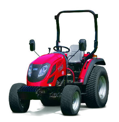 Customers can buy the TYM T353 with Lely Turfcare's flexible finance