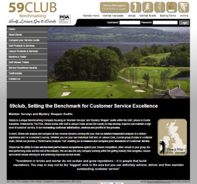 59Club website