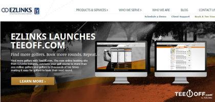 EZLinks web site