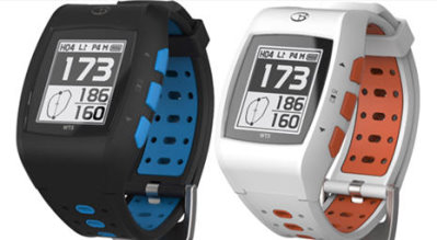Brand new for 2015, the WT5 is a full function, sports-style GPS watch, packed with technology - Movable Pin Technology, Dynamic Green View, Digital scorecard included, as well as distances to hazards and targets