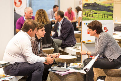 Over the past three editions of IGTM, the event has attracted an average of 364 pre-qualified buyers per year