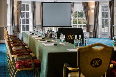 K Club meeting room