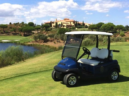 Monte Rei has installed a new fleet of 55 Precedent i3 vehicles from Club Car