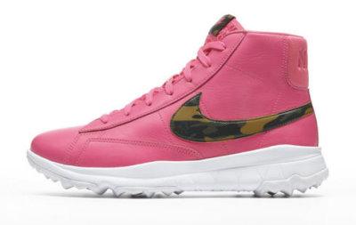 Hot pink Women's Nike Blazers from Nike Golf