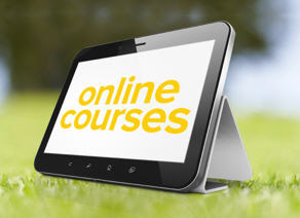 On line Courses image