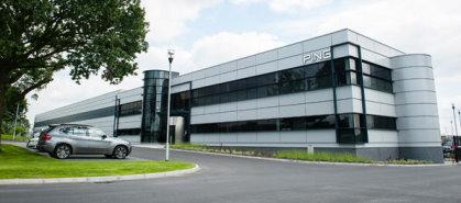 PING's Gainsborough headquarters