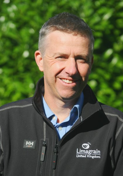 Richard Sheppard has joined Limagrain UK as amenity seed specialist, covering the south of England