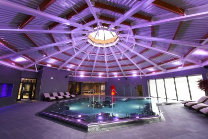 Spa at Ramside: hydrotherapy pool