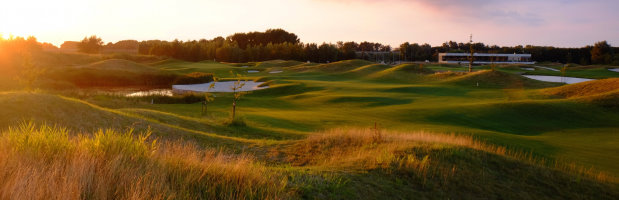 One of the Netherlands leading golf facilities, The International, designed by Ian Woosnam