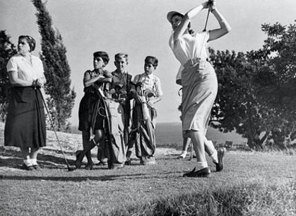 Not The Solheim Cup 2
