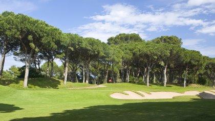 Golf Platja de Pals, Costa Brava's oldest golf course, opened in 1966